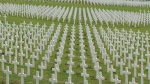 Messe de commémoration des victimes de la 1ere Guerre mondiale