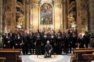 Les chanteurs en voyage en Italie – 30 Mai 2019