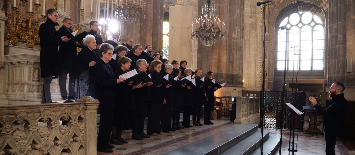 Les Chanteurs de Saint Eustache