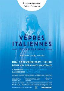 Vêpres Italiennes - De Naples à Rome