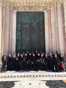 Les Chanteurs en voyage en Toscane !
